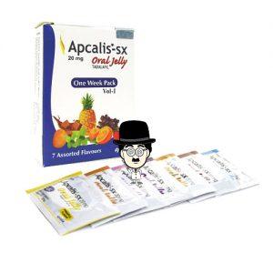 ApcalisSXOraljelly