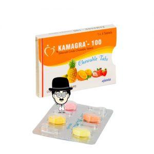 Kamagrachewable