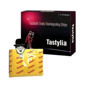 TastyliaTadalafilOrallyDisintegratingStrips